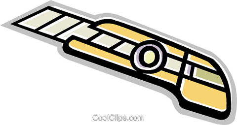 knife Royalty Free Vector Clip Art illustration vc011616