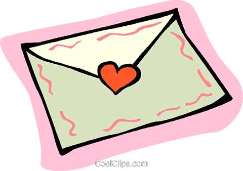 Valentine card Royalty Free Vector Clip Art illustration vc011730