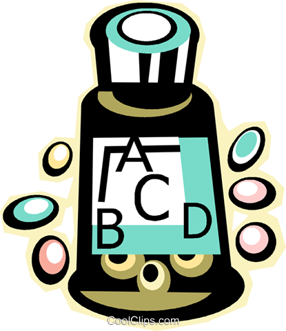 medication Royalty Free Vector Clip Art illustration vc012279
