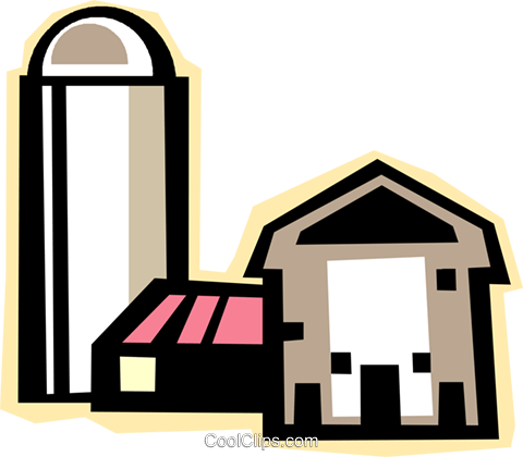 farm Royalty Free Vector Clip Art illustration vc012311