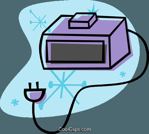 digital alarm clock royalty free vector clip art illustration rh search coolclips com
