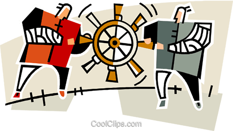 teamwork Royalty Free Vector Clip Art illustration vc013535
