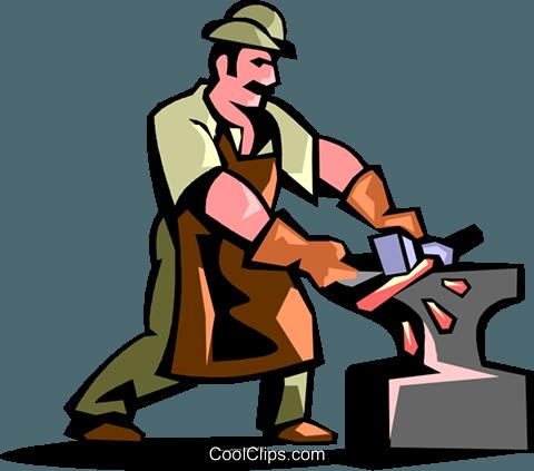 blacksmith royalty free vector clip art illustration vc015996 rh search coolclips com blacksmith shop clipart colonial blacksmith clipart