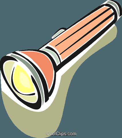 Taschenlampe clipart  Taschenlampe Vektor Clipart Bild -vc018879-CoolCLIPS.com