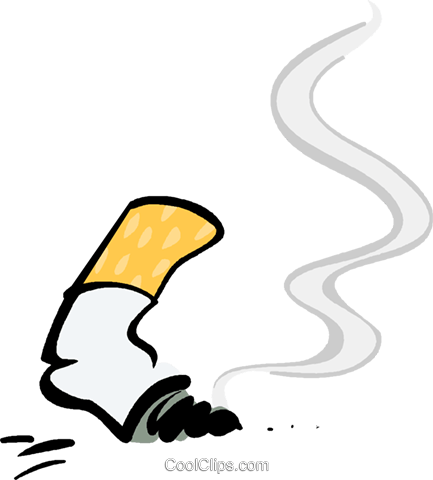 cigarette Royalty Free Vector Clip Art illustration -vc019130 ...