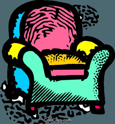 sofa st hle vektor clipart bild vc019926. Black Bedroom Furniture Sets. Home Design Ideas