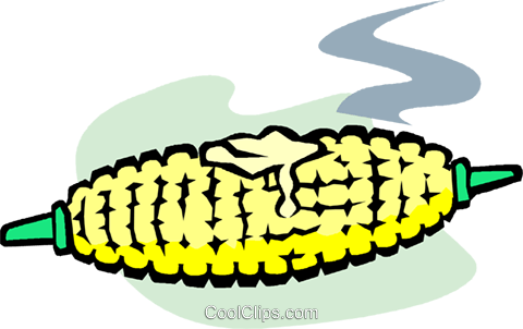 corn on the cob royalty free vector clip art illustration vc020199 rh search coolclips com Corn Butteredcake Corn Butteredcake