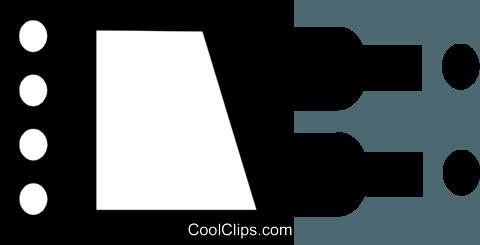 Computerkabel Vektor Clipart Bild -vc021244-CoolCLIPS.com