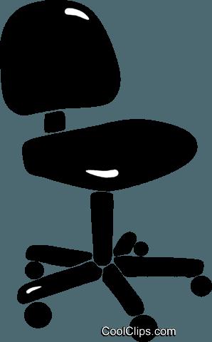 b rostuhl vektor clipart bild vc021806. Black Bedroom Furniture Sets. Home Design Ideas