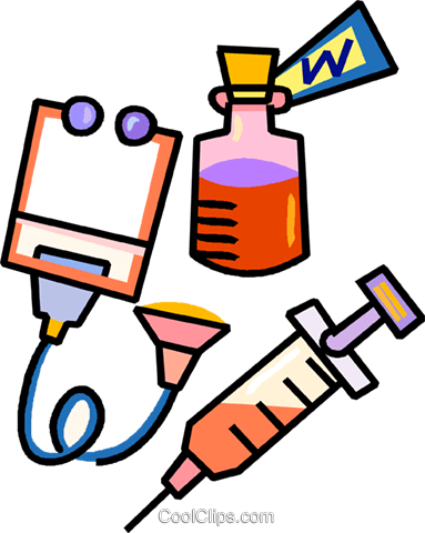 medical equipment Royalty Free Vector Clip Art ...