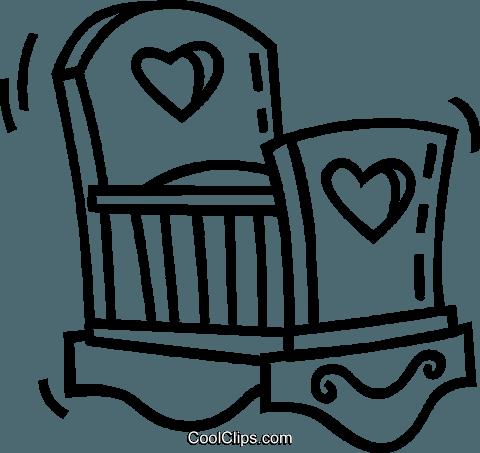 lit b b vecteurs de stock et clip art vectoriel vc022664. Black Bedroom Furniture Sets. Home Design Ideas