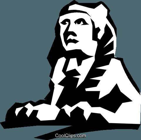 sphinx royalty free vector clip art illustration vc022712 coolclips com rh search coolclips com egyptian sphinx clipart great sphinx clipart