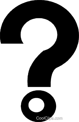 question marks Royalty Free Vector Clip Art illustration vc022900