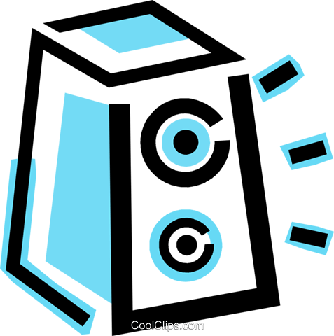 audio tape Royalty Free Vector Clip Art illustration vc024108