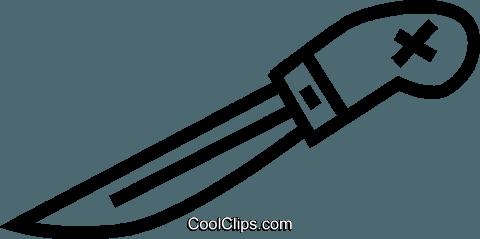 Küchenmesser clipart  Paarung Messer Vektor Clipart Bild -vc024477-CoolCLIPS.com