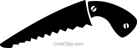 handsaws Royalty Free Vector Clip Art illustration vc024961