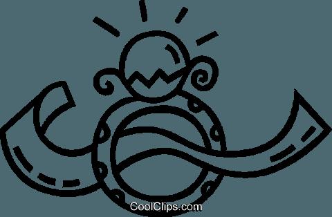 Anneaux de mariage Vecteurs de stock et clip-Art vectoriel -vc025712 ...