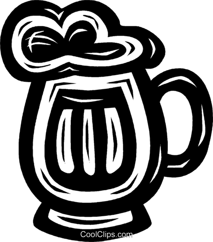 beer Royalty Free Vector Clip Art illustration vc026605