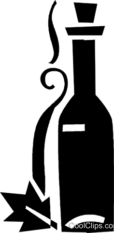 wine Royalty Free Vector Clip Art illustration vc026868