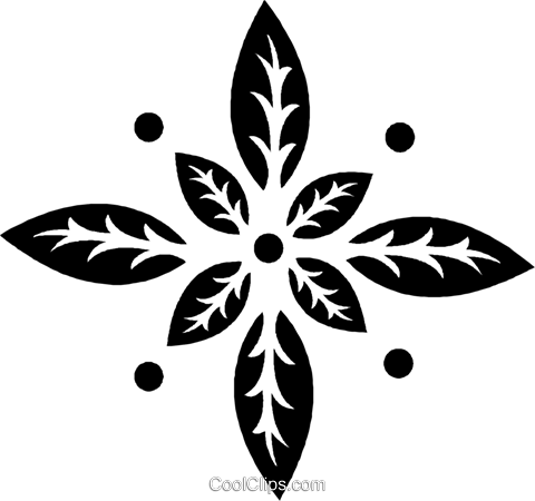 leaves Royalty Free Vector Clip Art illustration vc026956
