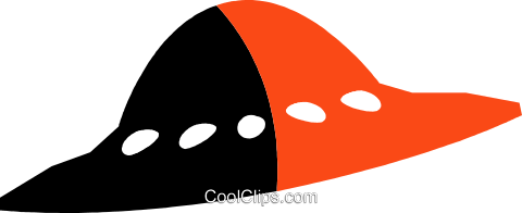 ufo Royalty Free Vector Clip Art illustration vc027228