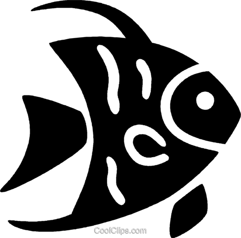 fish Royalty Free Vector Clip Art illustration vc027988
