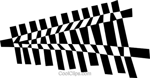 xylophone Royalty Free Vector Clip Art illustration vc028367