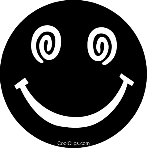 happy face Royalty Free Vector Clip Art illustration vc028843