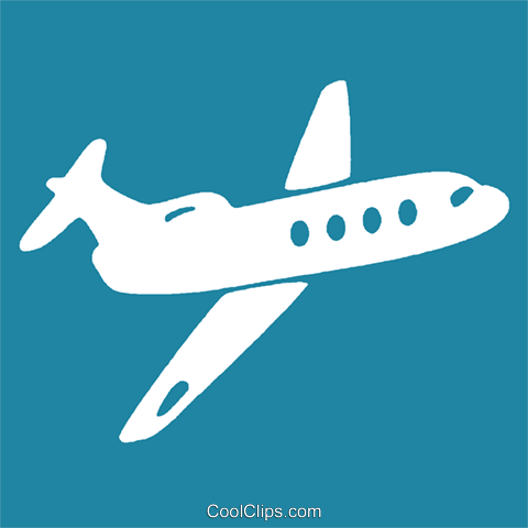 jet Royalty Free Vector Clip Art illustration vc029140