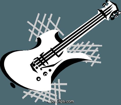 Guitare Clipart guitare électrique vecteurs de stock et clip-art vectoriel -vc029817