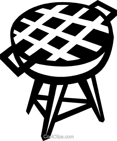 Barbecue Royalty Free Vector Clip Art Illustration Vc030000