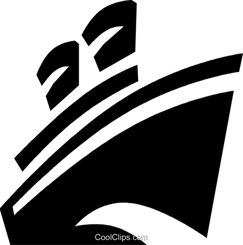 ship Royalty Free Vector Clip Art illustration vc030008
