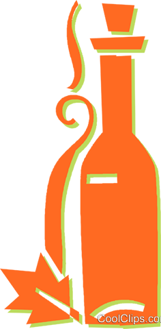 wine Royalty Free Vector Clip Art illustration vc031017
