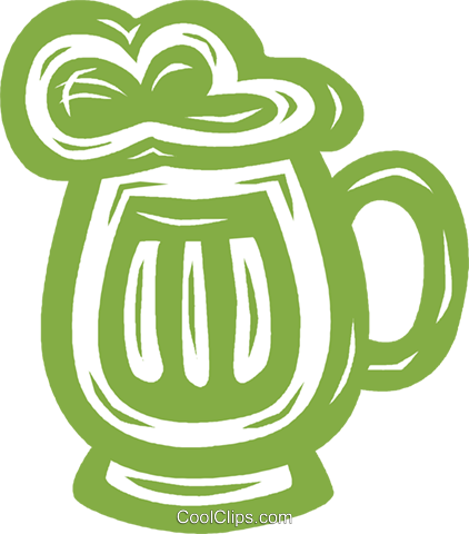 beer Royalty Free Vector Clip Art illustration vc031825