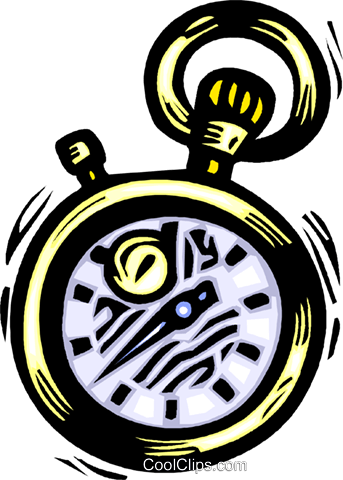 stopwatches Royalty Free Vector Clip Art illustration vc032206