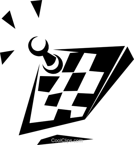 chess Royalty Free Vector Clip Art illustration vc033265