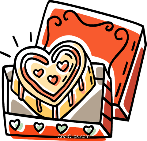 Valentines Royalty Free Vector Clip Art illustration vc033475