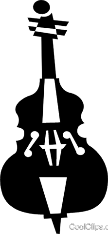 Cellos Royalty Free Vector Clip Art illustration vc035941