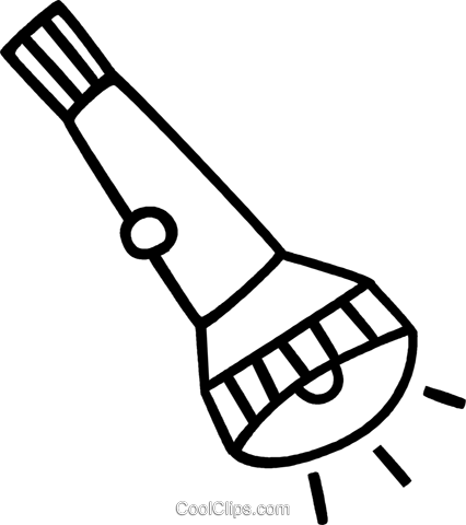 Taschenlampe clipart  Taschenlampe Vektor Clipart Bild -vc036851-CoolCLIPS.com