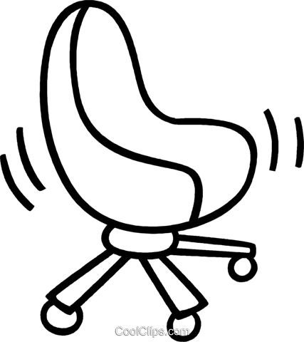 Chair Royalty Free Vector Clip Art Illustration Vc036852 Coolclips Com