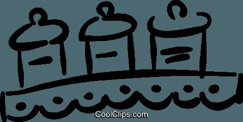 spice rack royalty free vector clip art illustration