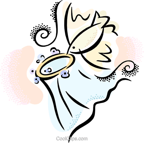 bird with a wedding veil royalty free vector clip art illustration rh search coolclips com