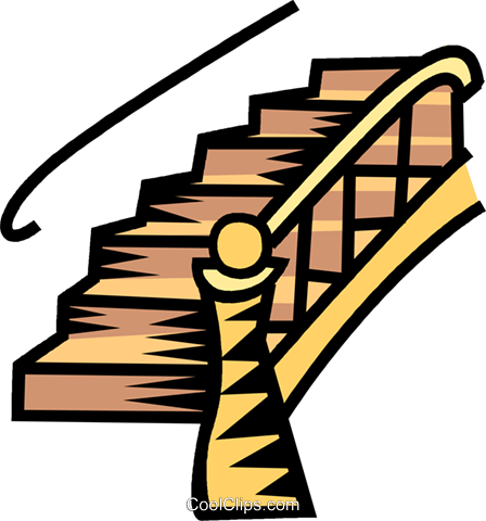 stairs Royalty Free Vector Clip Art illustration -vc039526-CoolCLIPS ...