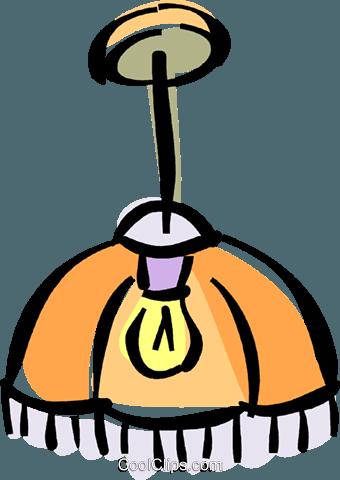 Deckenlampe Clipart