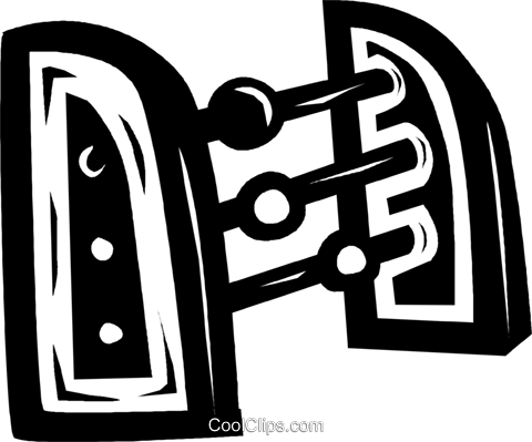 abacus Royalty Free Vector Clip Art illustration vc040670