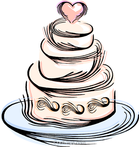 wedding cake royalty free vector clip art illustration vc044424 rh search coolclips com wedding cake clipart png wedding cake clip art free