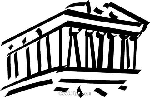 parthenon royalty free vector clip art illustration vc044615 rh search coolclips com