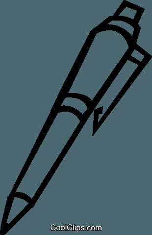 Как нарисовать шариковую ручку 132