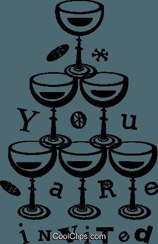 bottiglia di vino, un bicchiere di vino e dell'uva immagini grafiche  vettoriali clipart -vc018266-CoolCLIPS.com