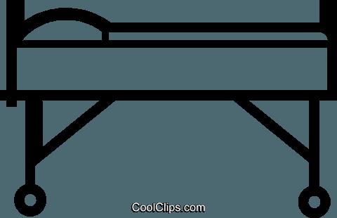 hospital bed royalty free vector clip art illustration vc046882 rh search coolclips com Disney Vector Clip Art Travel Clip Art